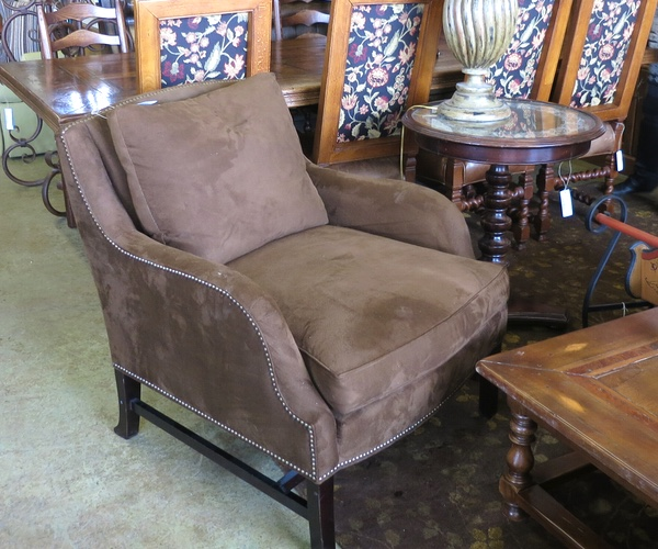 Hickory Sitting Chair