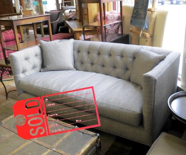 Wesley Hall sofa - Sold