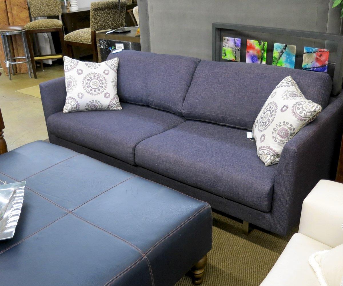 Modern Sofa Purple Nest