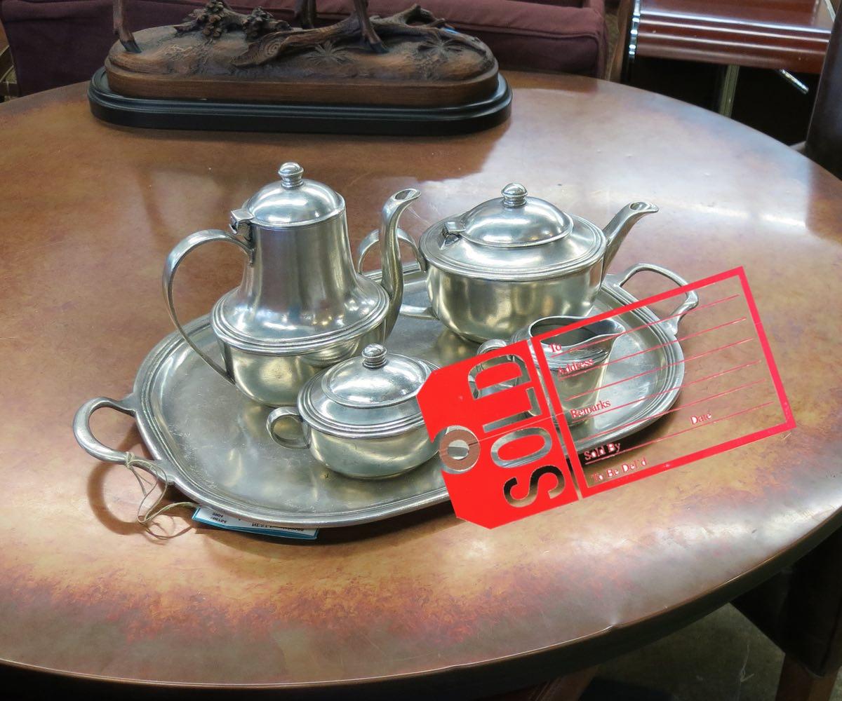 Arte Italia Tea Set - sold