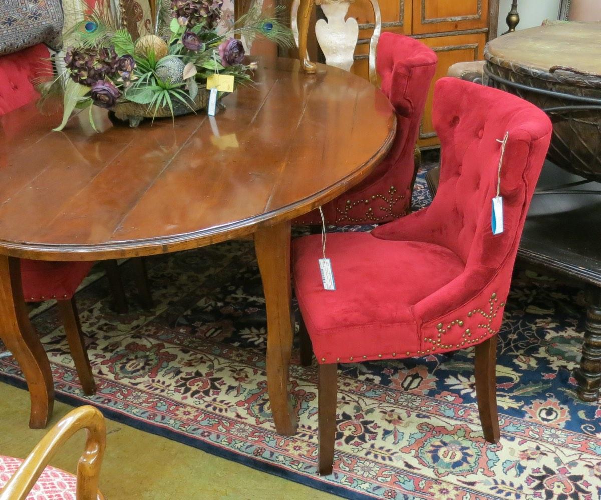 Chenille Design Chairs