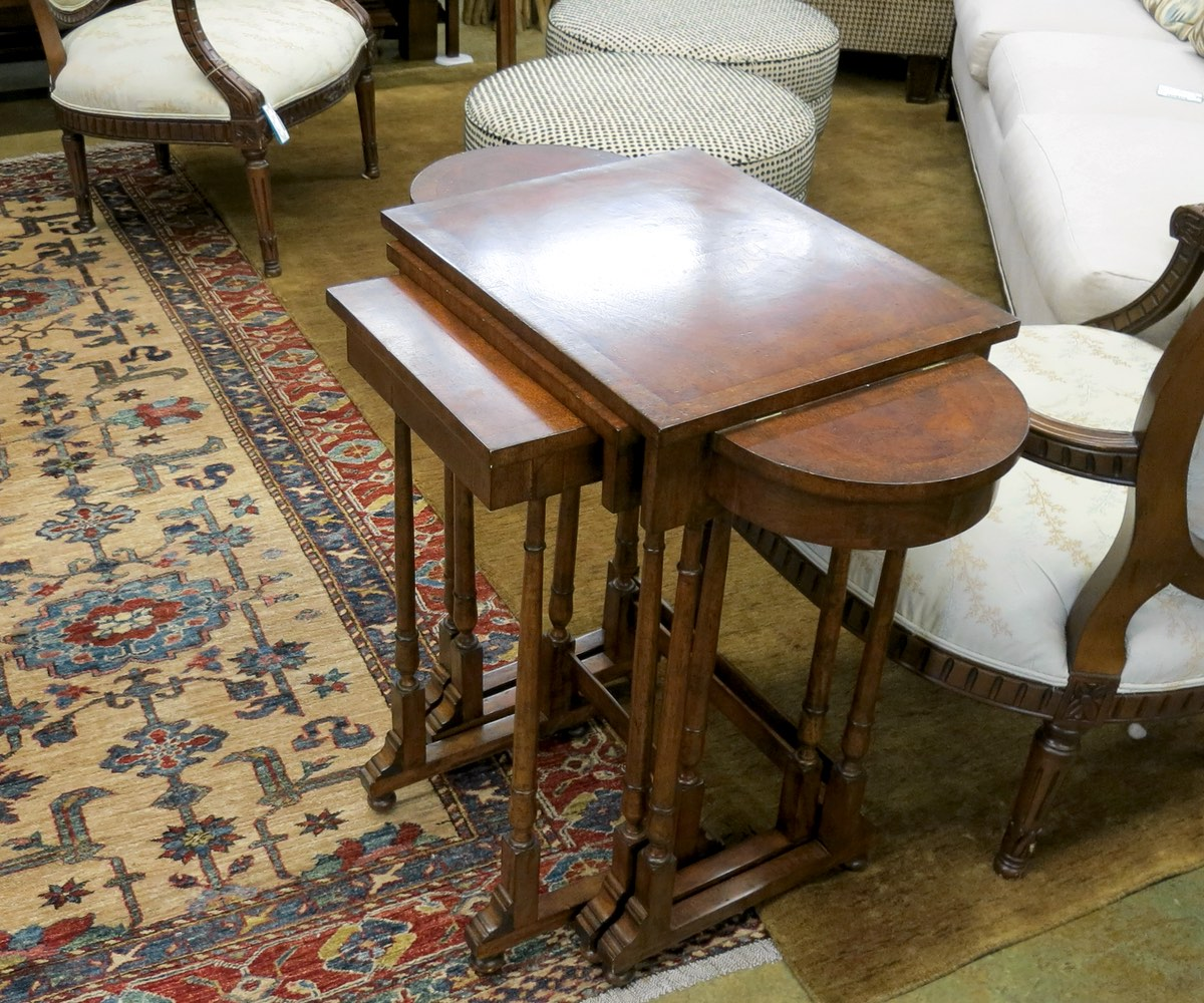 Nesting Game Table
