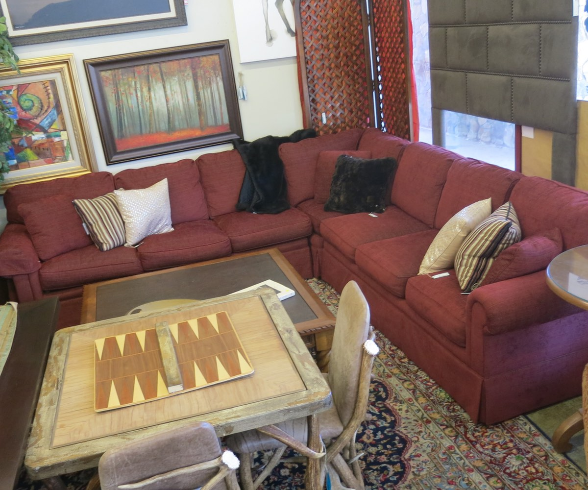 large-sectional