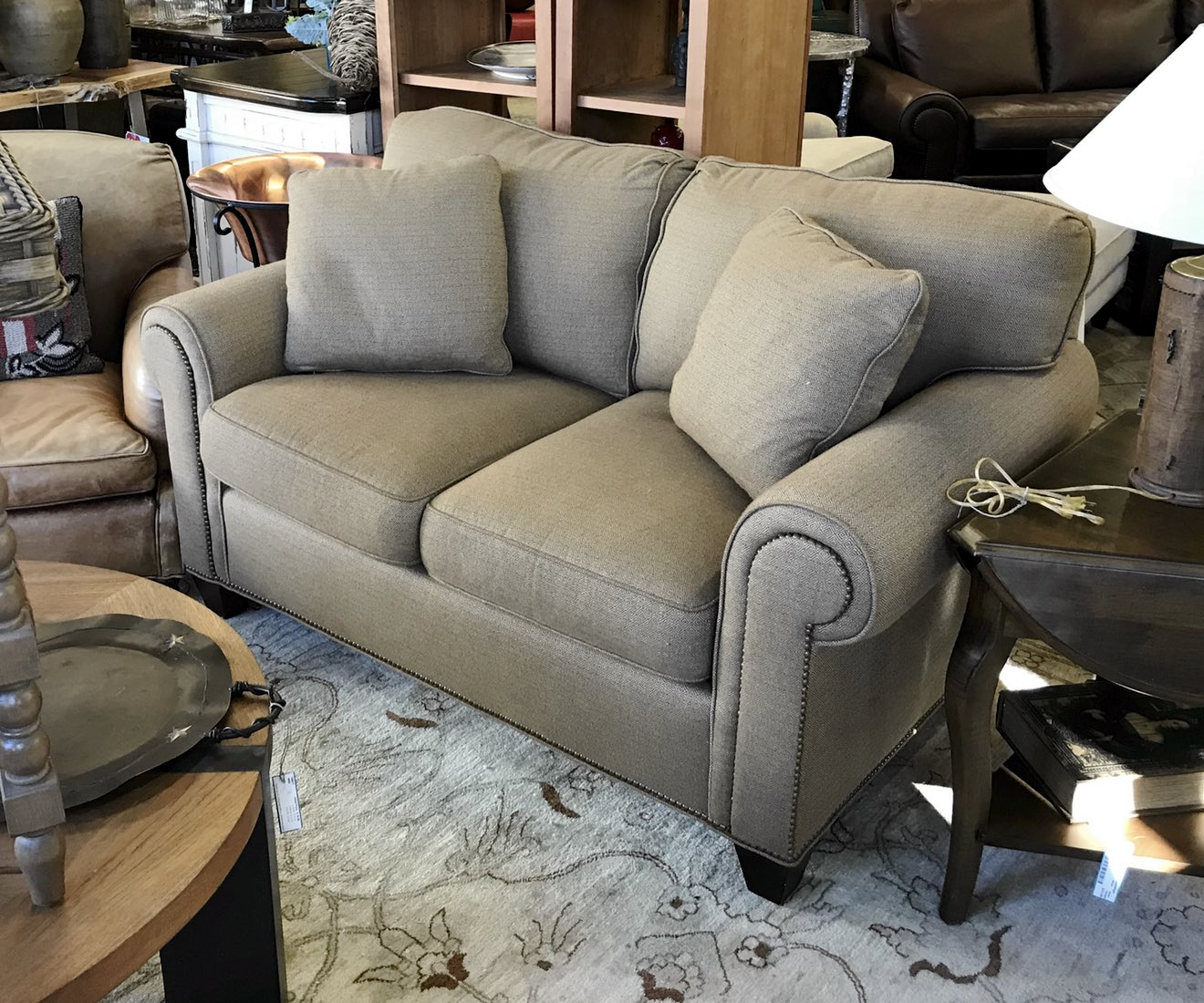 Sherril Loveseat And Sofa Nest