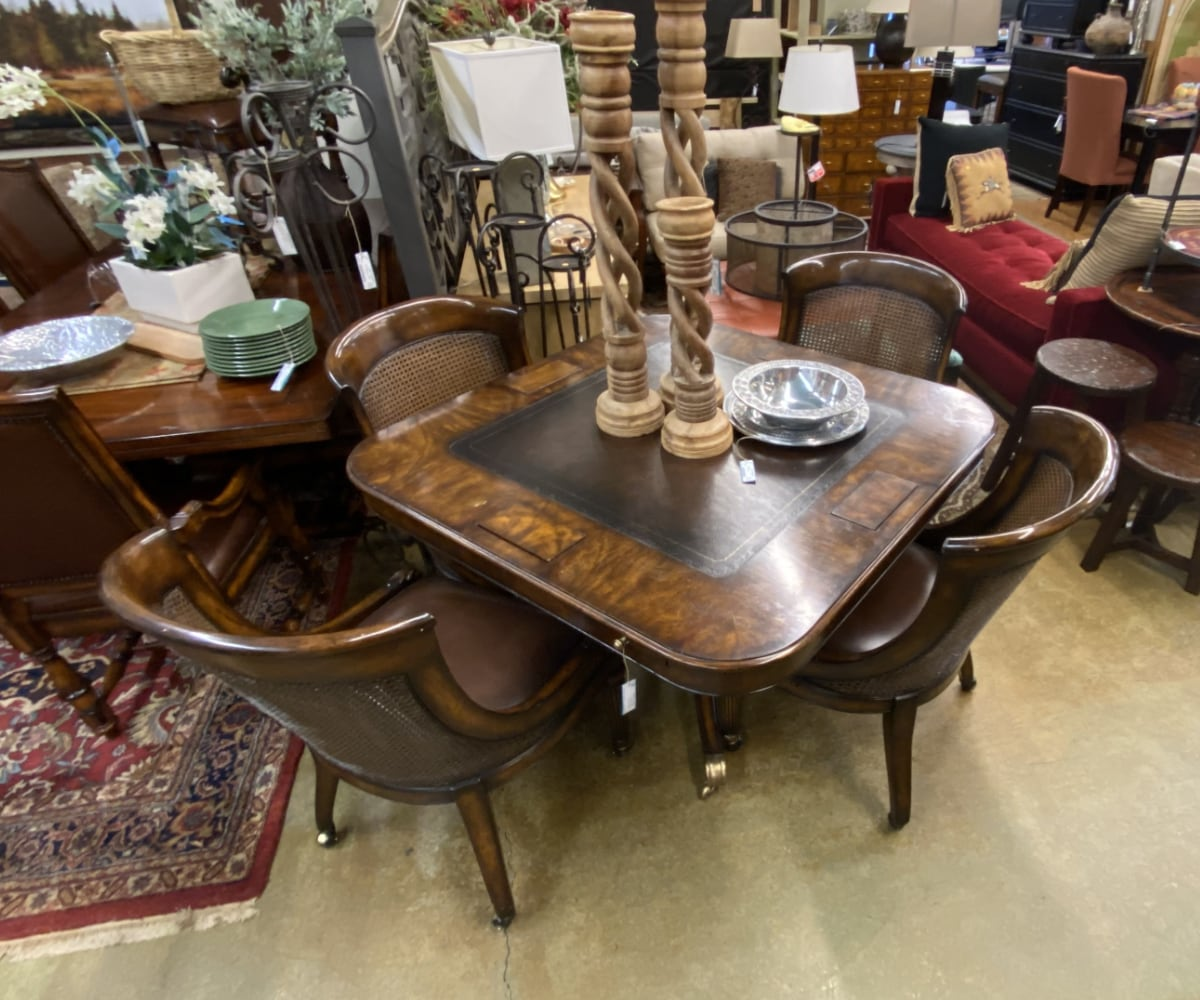 Theo Alexander Game Table Nest